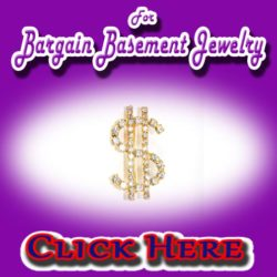 Bargain Basement Jewelry Under $20.00