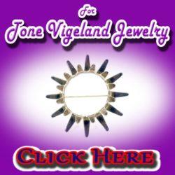 Tone Vigeland Jewelry