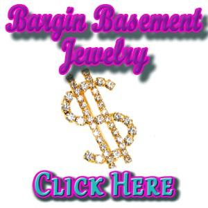 Bargain Basement Jewelry Under $20.00