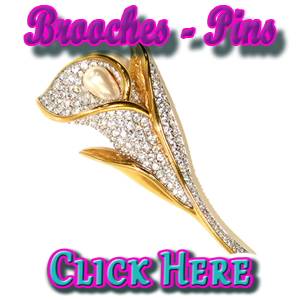 Brooches - Pins