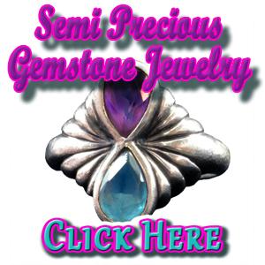 Semi Precious Gemstone Jewelry